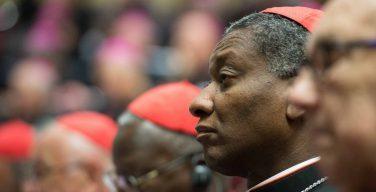 Кардинал Ланглуа пострадал во время землетрясения на Гаити