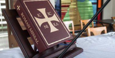 Новый перевод Римского миссала для франкоязычных епархий мира