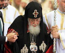 Патриарх Илия II по-прежнему пользуется наибольшей симпатией в Грузии