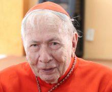 Папа скорбит о почившем кардинале Фалькау