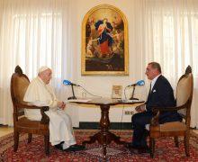 Папа Франциск решительно опроверг сведения о том, будто он собирается подавать в отставку