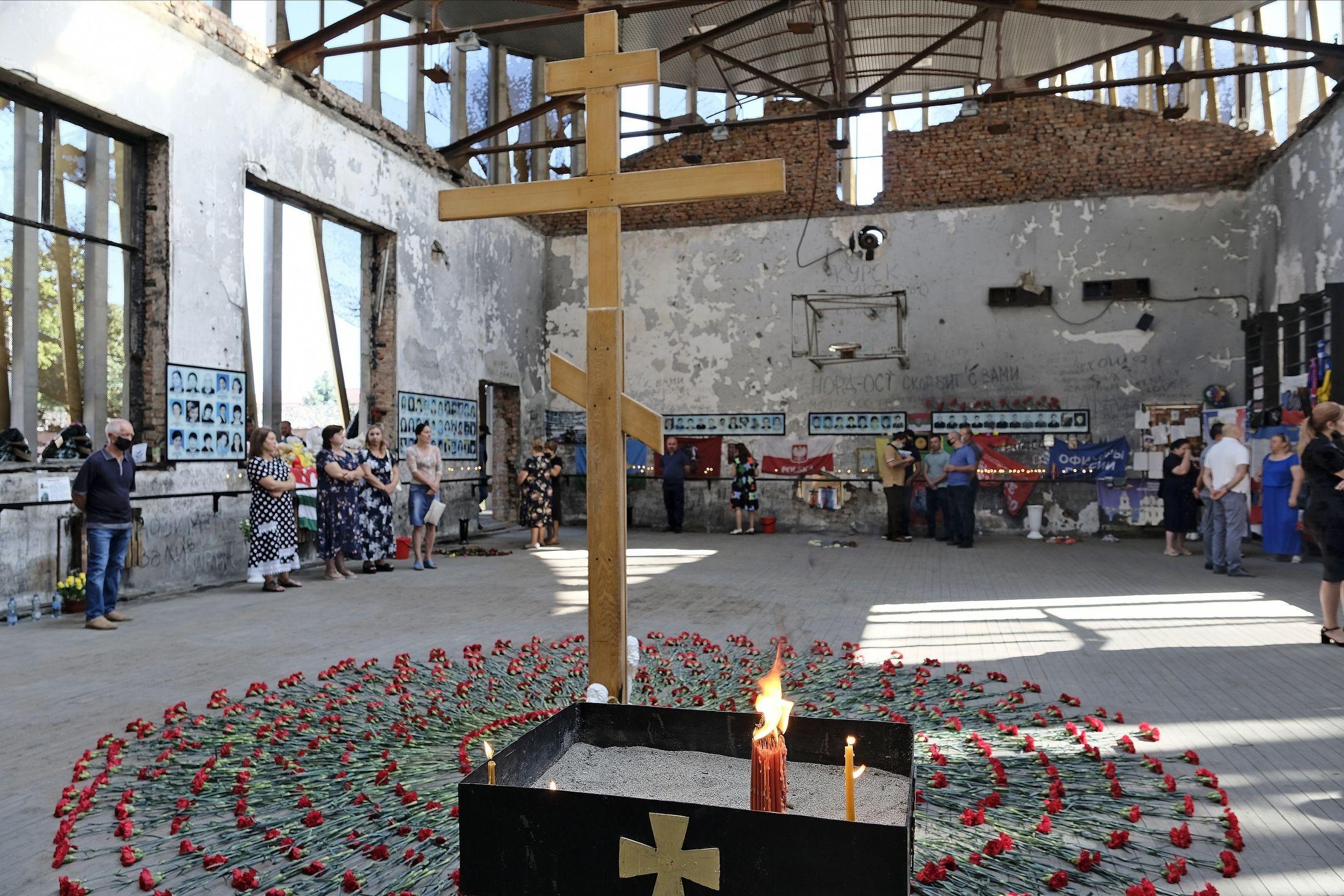 В Сан-Марино почтили память жертв теракта в Беслане