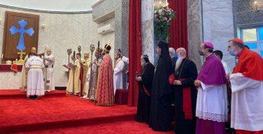 Кардинал Курт Кох принял участие в интронизации Предстоятеля Ассирийской Церкви Востока