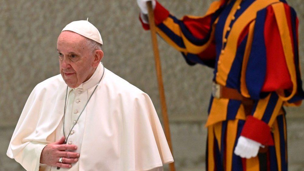 На общей аудиенции в среду 22 сентября Папа Франциск подвел итоги своего визита в Венгрию и Словакию