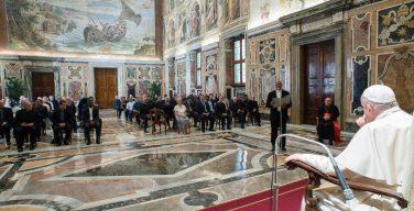 Папа Франциск – кларетинам: смелость Евангелия противостоит старению души