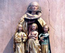 Памяти святых римских мучениц: Вера, Надежда, Любовь, София – паломничество в Эшо