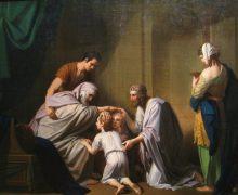 Библейские рассказы. Благословение Иакова