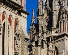 Пожар в костеле Cвятого Николая в Киеве уничтожил уникальный орган