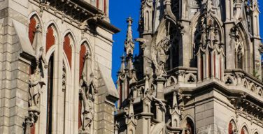 Пожар в костеле Святого Николая в Киеве уничтожил уникальный орган