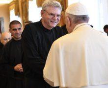 Папа Франциск: Крест Христов – неиссякаемый источник спасения
