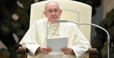 Предстоятель Вселенской Церкви объяснил своей пастве как следует идти по Синодальному пути
