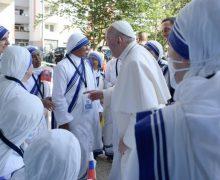 Завершение второго дня визита Папы Франциска в Словакию: посещение благотворительного центра, встречи с еврейской общиной и ведущими политическими деятелями страны