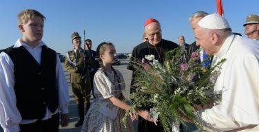 Визит Папы Франциска в Венгрию: встречи с религиозными и политическими лидерами