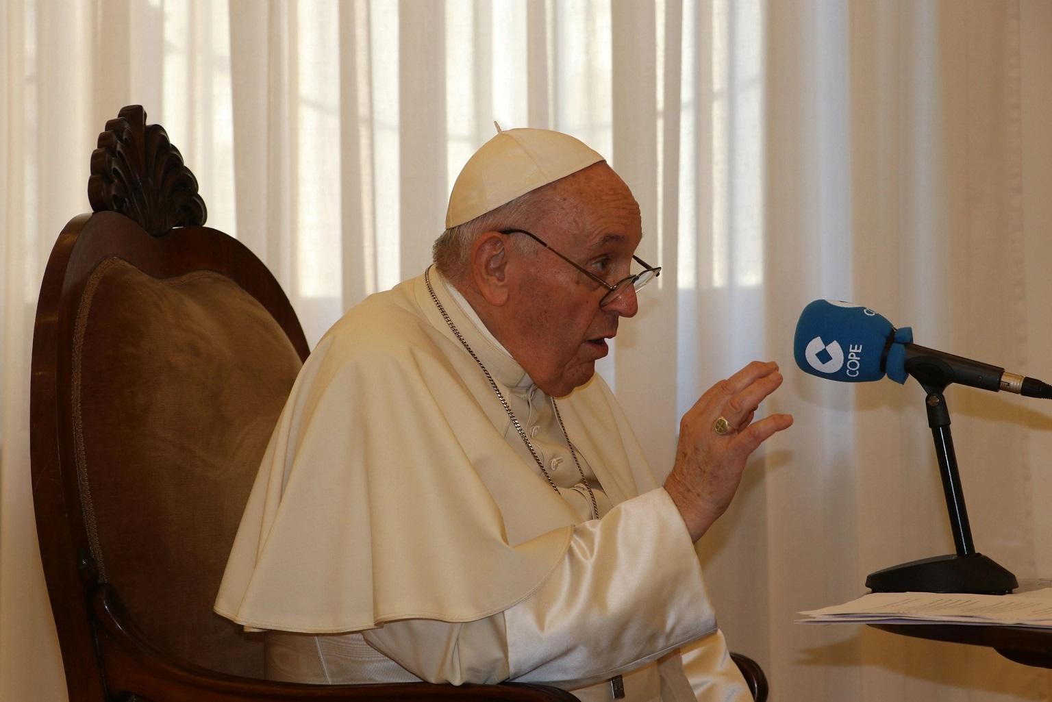Афганистан, реформа Римской Курии, Traditionis Custodes — в интервью Папы для «Radio Cope»