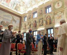 Святейший Отец дал аудиенцию членам Папской академии защиты жизни