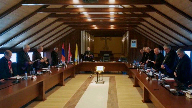 Армянские католические епископы приглашены в Рим для избрания нового Патриарха