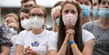 «Встань!» — Послание Папы Римского по случаю XXXVI Всемирного дня молодёжи 2021 года