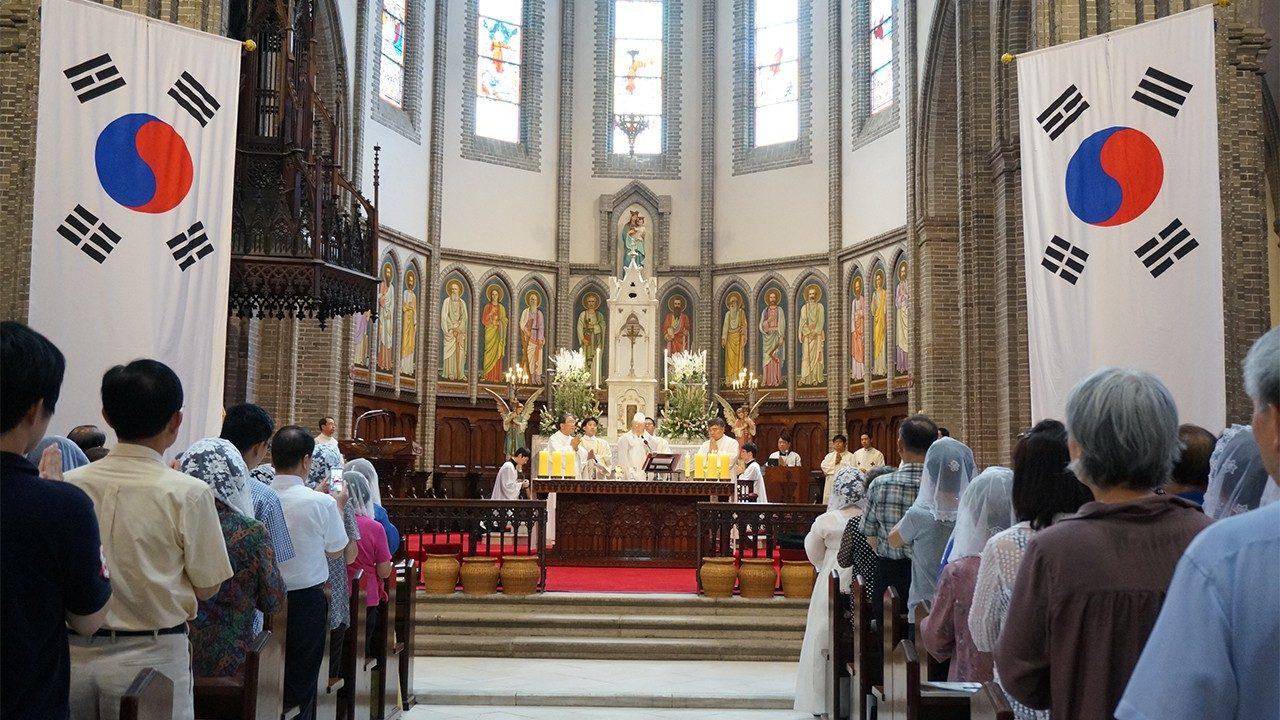 Библия за сто недель: инициатива архиепархии Сеула