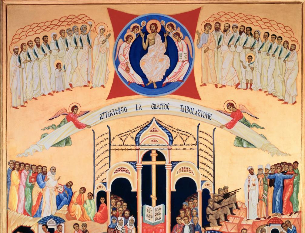 «Сопротивление и покорность». Опыт мученического свидетельства христиан XX и начала ХХI вв.