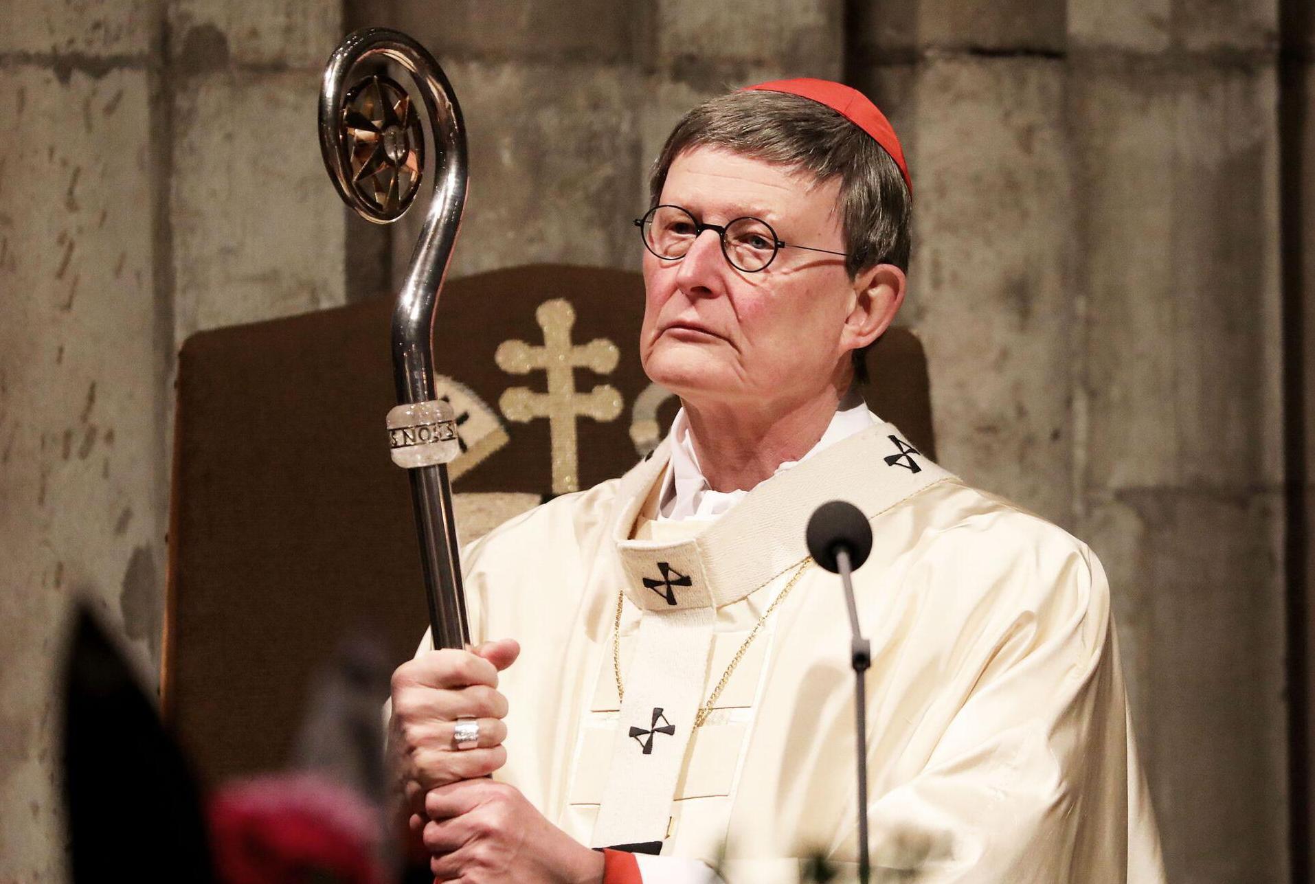 Папа принял ряд решений по управлению Кёльнской архиепархией