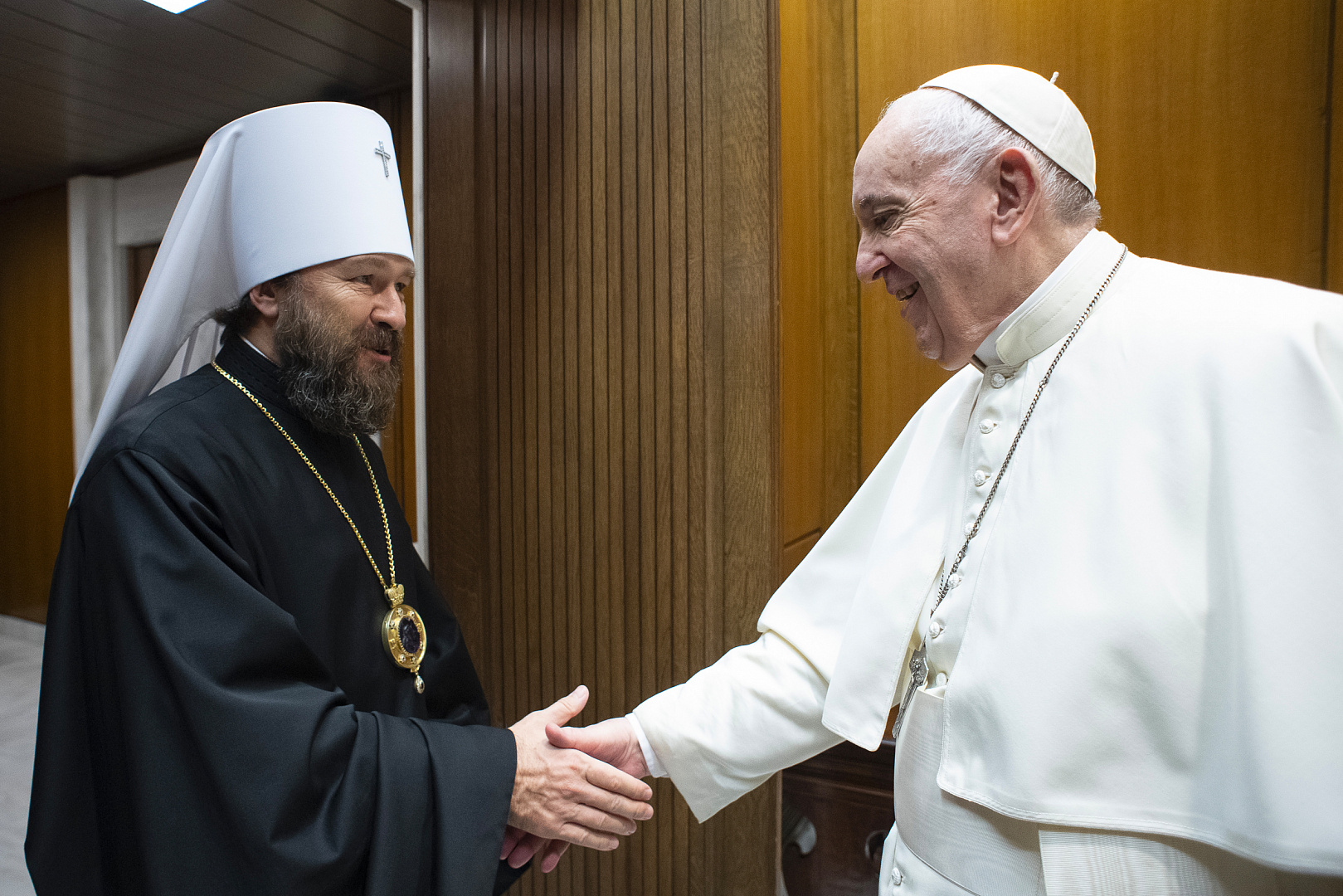 Митрополит Иларион: христиане должны продвигать дух братства