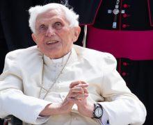 Архиепископ Генсвайн: «Бенедикт XVI полон жизни, несмотря на тоску по небу»