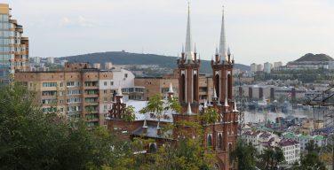 К 100-летию освящения католического собора Пресвятой Богородицы во Владивостоке