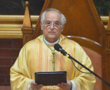Приветственное слово Апостольского нунция в РФ Его Высокопреосвященства архиепископа Джованни д'Аниелло на Торжественной Мессе в Новосибирске 10 октября 2021 года