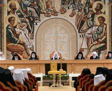 Архиерейский собор РПЦ не будет рассматривать вызвавший споры документ по ЭКО