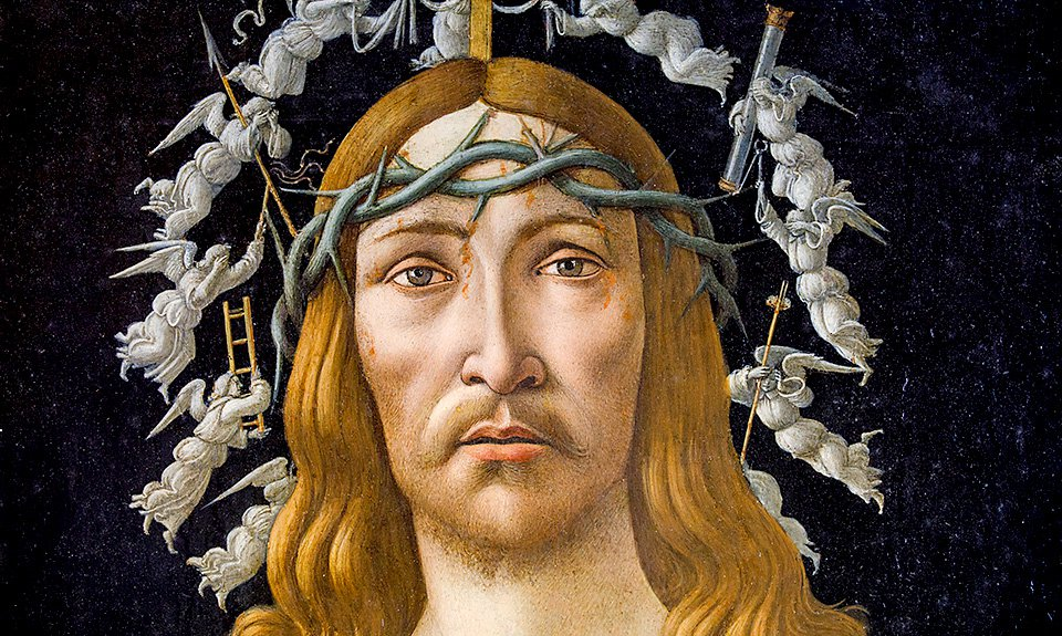 Картина Сандро Боттичелли «Муж скорбей» выставлена на аукцион