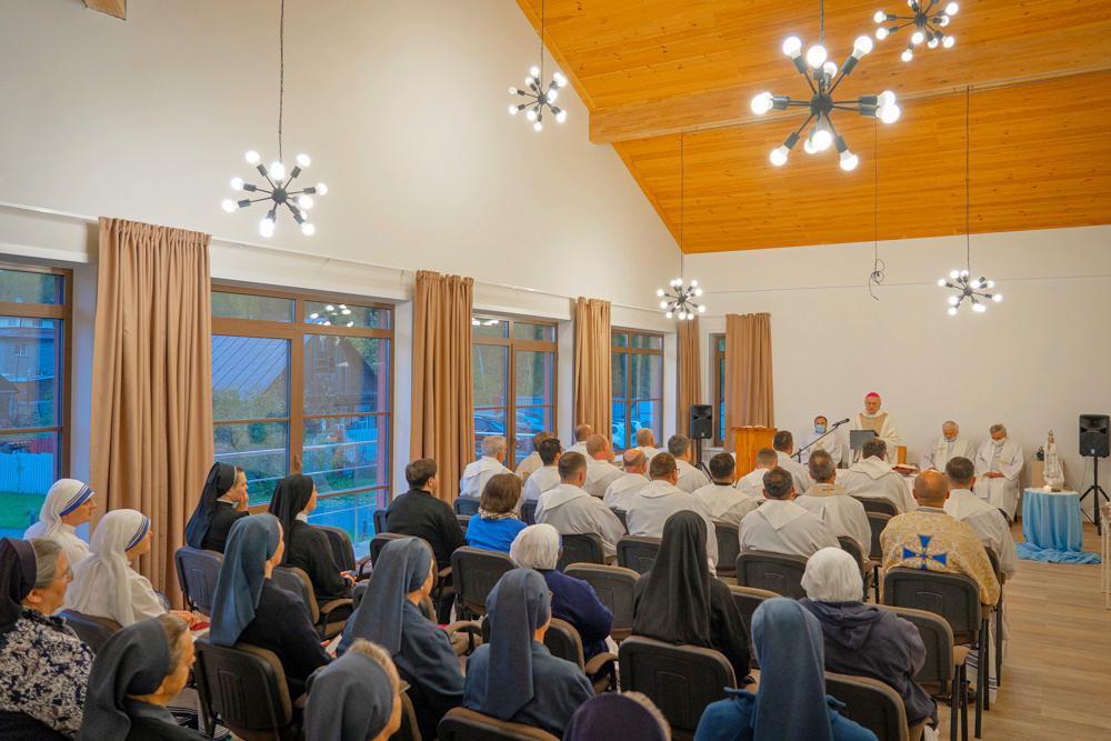Встреча духовенства и монашествующих Преображенской епархии глазами фотохудожника (ФОТО)