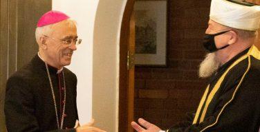Рафаиль Сулейманов: «Епископ Иосиф Верт выразил мусульманам глубокую признательность за перевод Энциклики…»