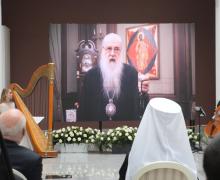В Минске открылась выставка, посвященная памяти митрополита Филарета (Вахромеева)