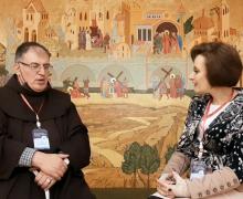 Эхо недавнего празднования в Новосибирске: интервью о. Коррадо для «Радио Мария»