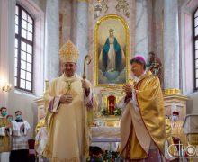 Архиепископ Иосиф Станевский официально возглавил Минско-Могилевскую архиепархию