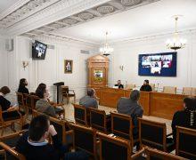 В ОЦАД прошла международная конференция, посвященная св. Амвросию Медиоланскому