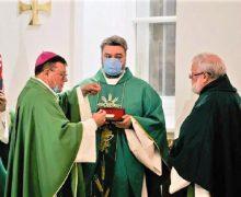 40-летие служения в священном сане отметил один из старейших католических клириков России