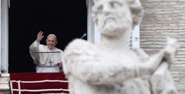 Слово Папы Франциска перед чтением молитвы «Ангел Господень» в 27-е воскресенье Рядового времени. 3 октября 2021 г., площадь Св. Петра