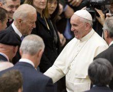 В Ватикане сообщили, что ждут Байдена в конце октября