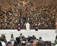 Папа Франциск немецким паломникам: экуменизм подобен хору, исполняющему песнь Бога