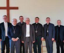 Информационное сообщение о LIV Пленарном заседании Конференции католических епископов России