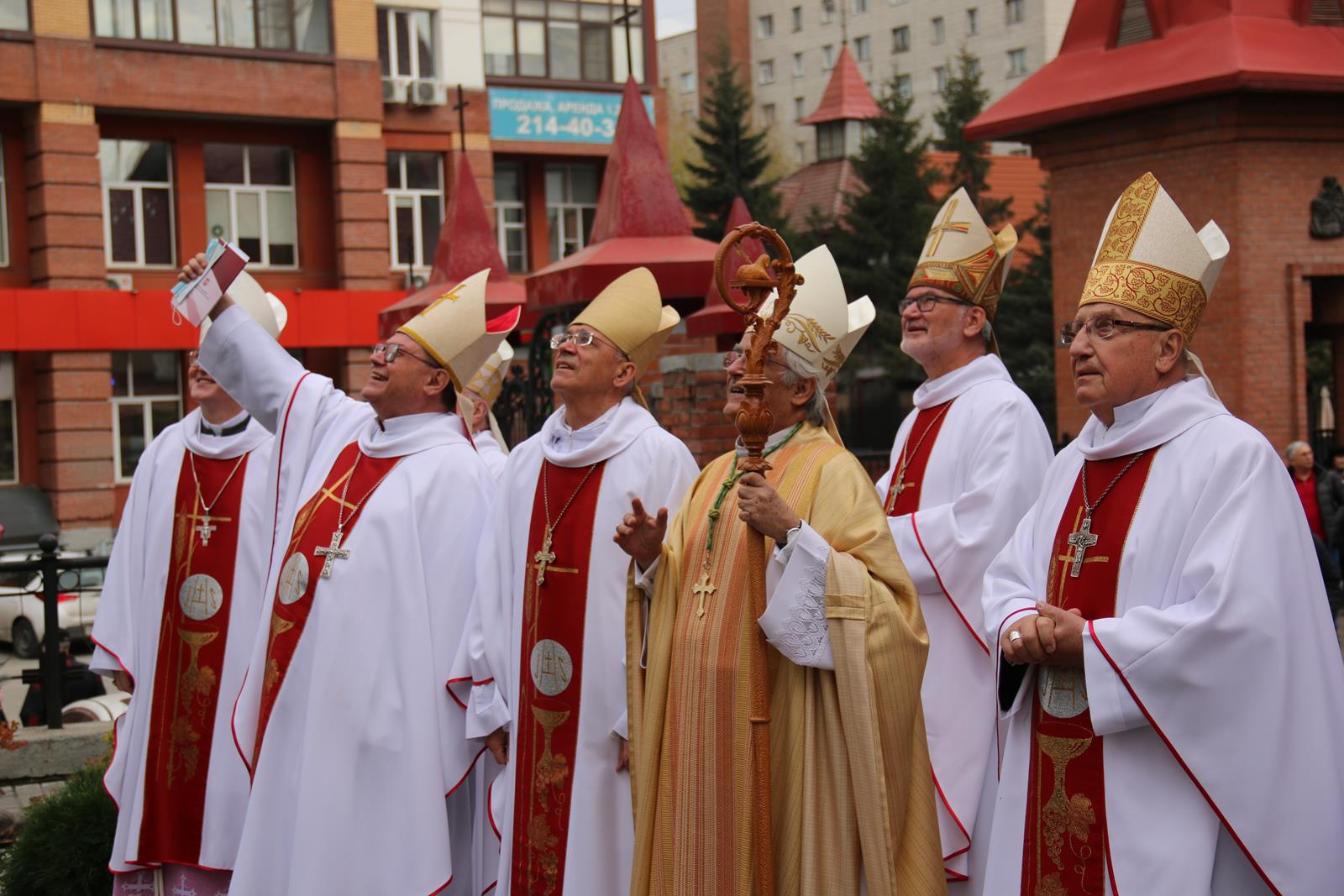 Празднование 30-летия восстановления структур Католической Церкви в России глазами делегата из Москвы