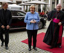 Глава немецкого епископата высоко оценил деятельность Ангелы Меркель