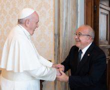 Папа Франциск поддержал обновление Мальтийского ордена