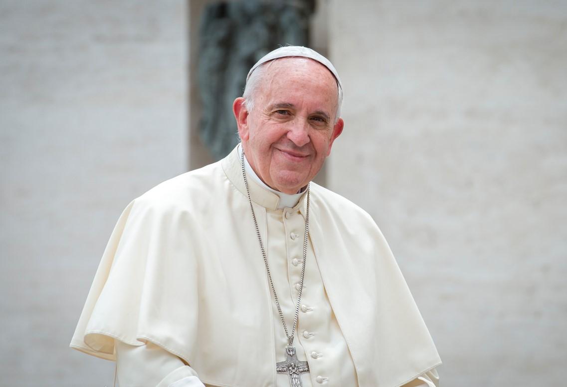 Святейший Отец поздравил российских католиков