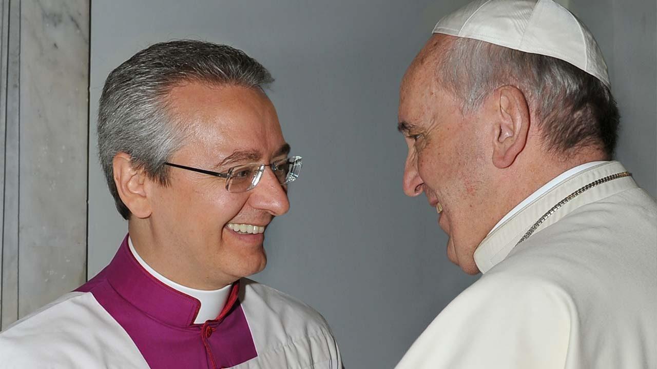 Назначен новый глава Отдела богослужений Папы Римского