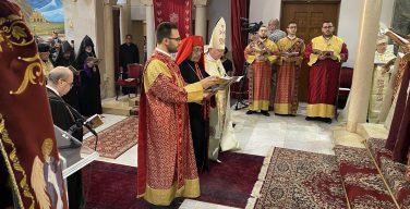 В Бейруте состоялась интронизация 21-го Армянского Католикоса-Патриарха Дома Киликийского