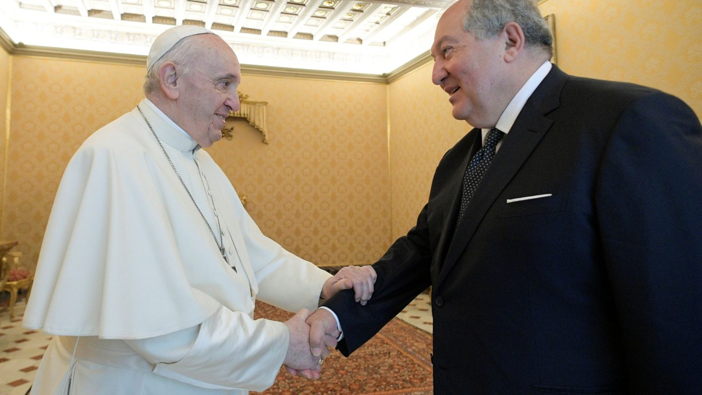 Ватикан откроет Апостольскую нунциатуру в Армении