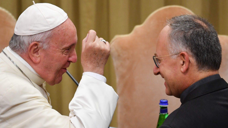 Новый сериал Netflix с участием Папы Франциска покажут на кинофестивале в Риме
