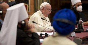 Папа Франциск: образование должно укреплять всеобщее братство
